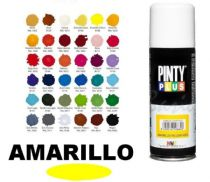 AER-P153 Spray de pintura color Amarillo Fluor aerosol 270CC